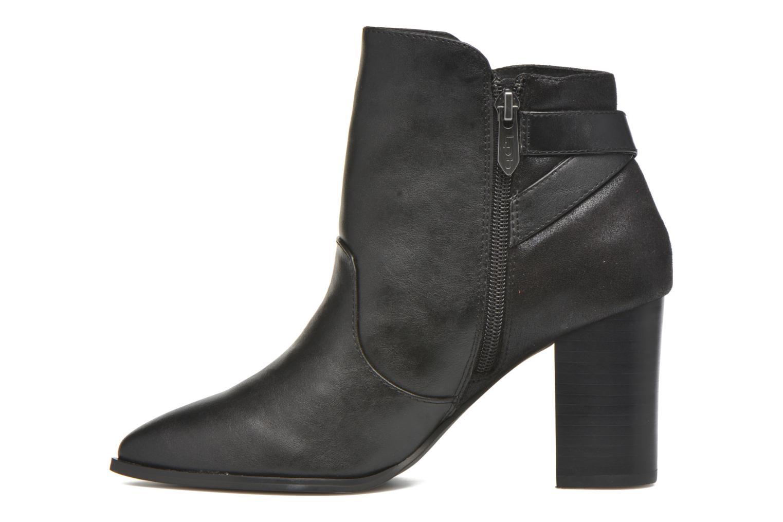Bottines et boots Les P'tites Bombes Idao Noir vue face