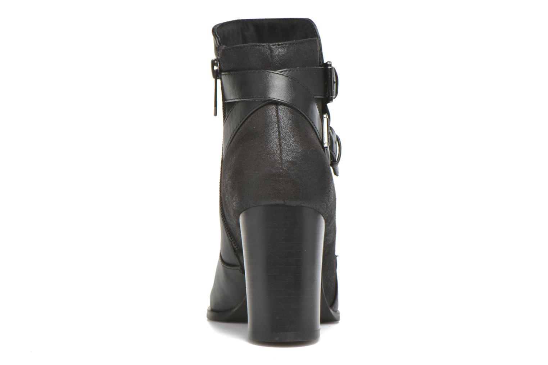 Bottines et boots Les P'tites Bombes Idao Noir vue droite