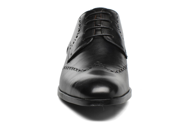 Chaussures à lacets Marvin&Co Nottingham Noir vue portées chaussures