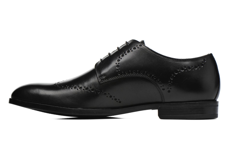 Chaussures à lacets Marvin&Co Nottingham Noir vue face