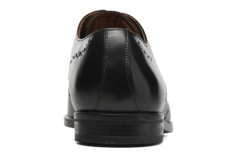 Chaussures à lacets Marvin&Co Nottingham Noir vue droite