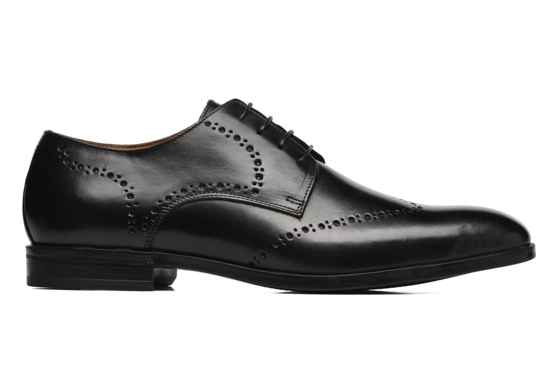 Chaussures à lacets Marvin&Co Nottingham Noir vue derrière