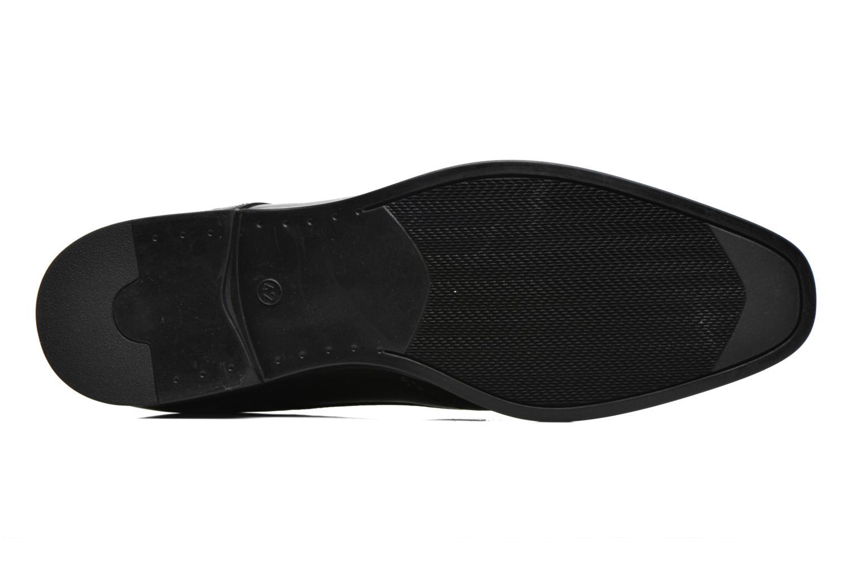 Chaussures à lacets Marvin&Co Nottingham Noir vue haut
