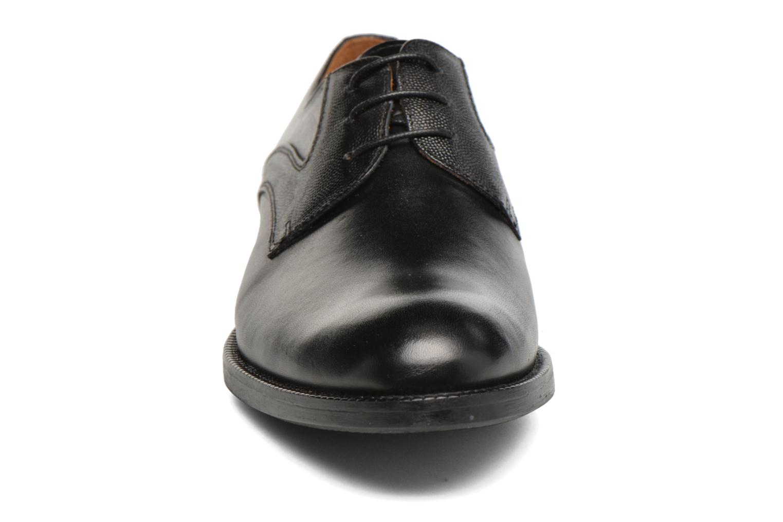 Chaussures à lacets Marvin&Co Northampton Noir vue portées chaussures