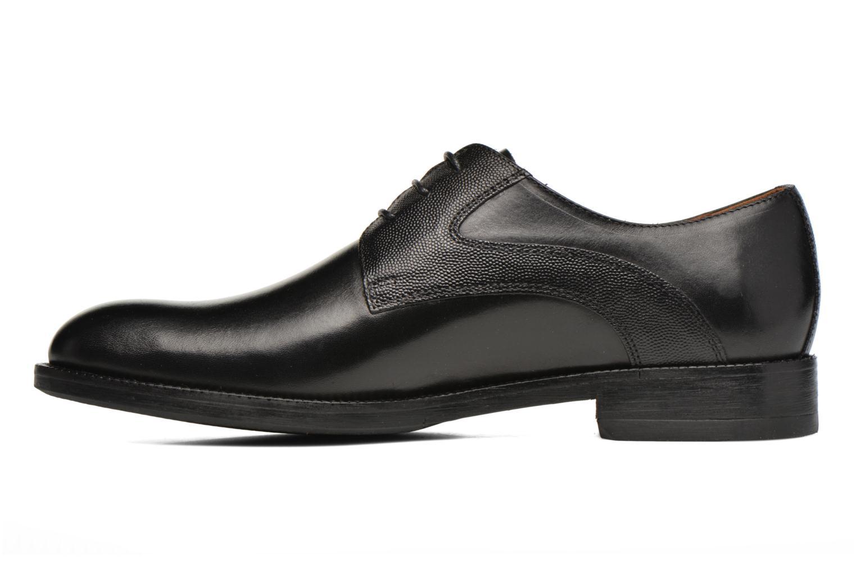 Chaussures à lacets Marvin&Co Northampton Noir vue face