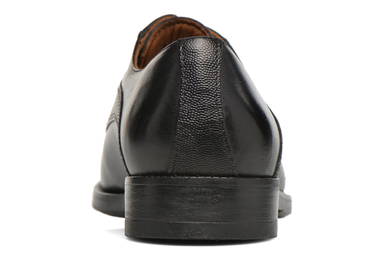 Chaussures à lacets Marvin&Co Northampton Noir vue droite