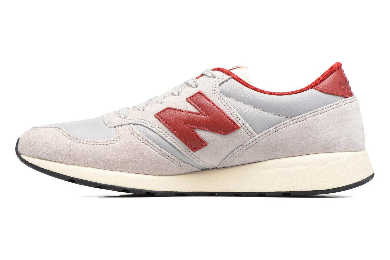 Baskets New Balance MRL420 Gris vue face