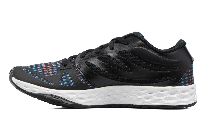 Chaussures de sport New Balance WX822 Noir vue face