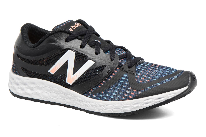 Chaussures de sport New Balance WX822 Noir vue détail/paire
