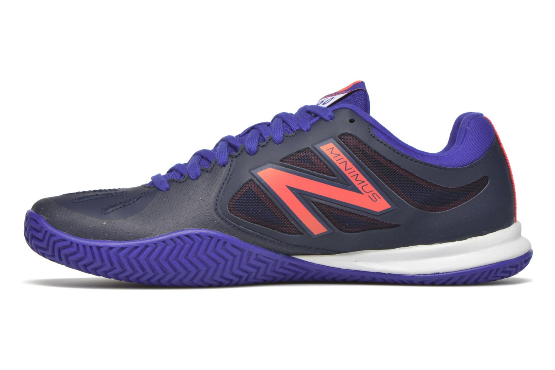 Chaussures de sport New Balance MC60 Bleu vue face