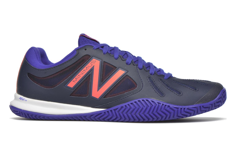 Chaussures de sport New Balance MC60 Bleu vue derrière