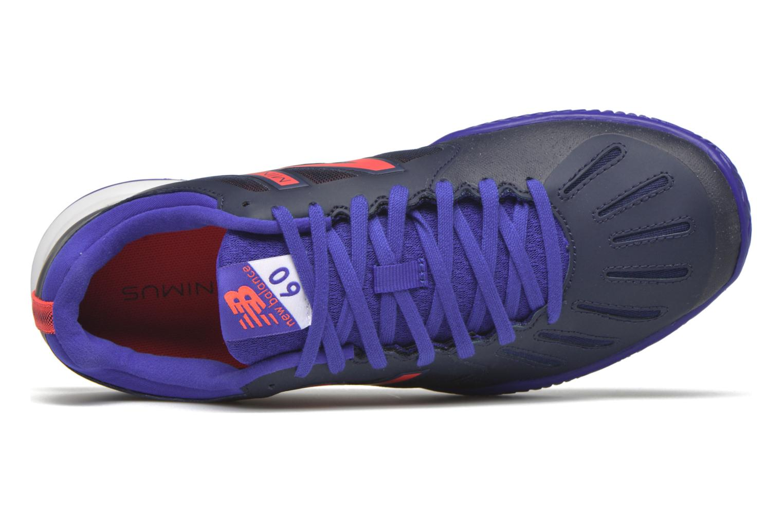 Chaussures de sport New Balance MC60 Bleu vue gauche