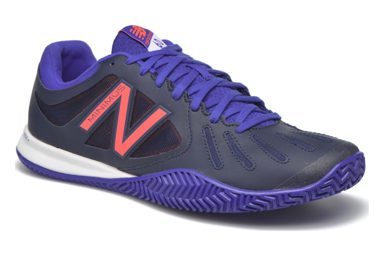 Chaussures de sport New Balance MC60 Bleu vue détail/paire