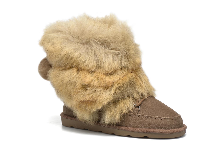 Zapatos cómodos y versátiles Les Tropéziennes par M Belarbi Anoucka (Marrón) - Botines  en Más cómodo