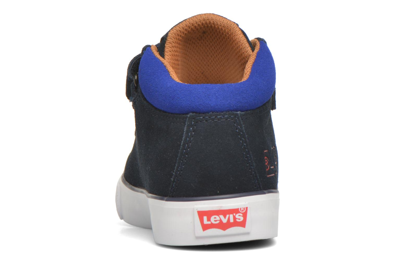 Baskets Levi's Patch Bleu vue droite