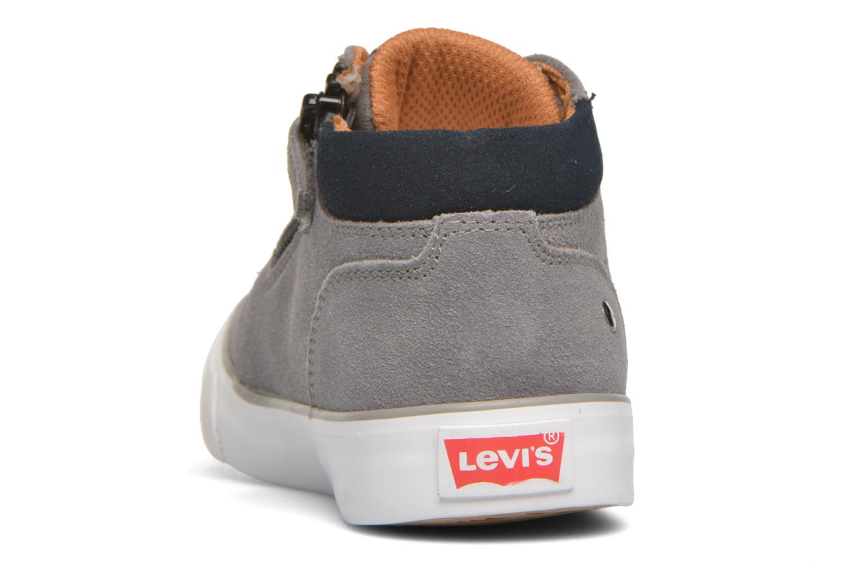 Baskets Levi's Patouch Gris vue droite