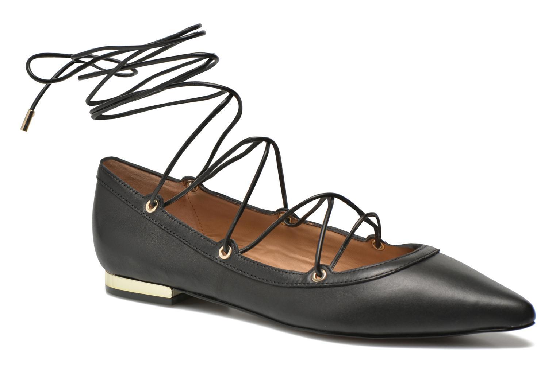ALIZE Black leather