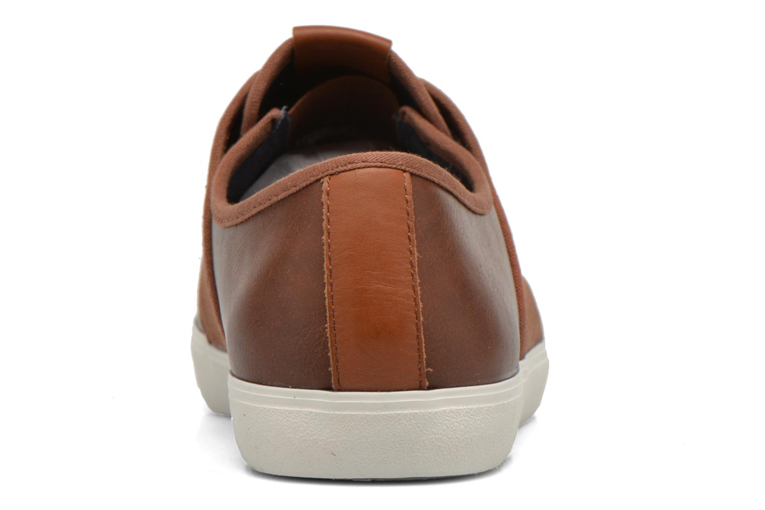Baskets Aldo HAIREDIA Marron vue droite