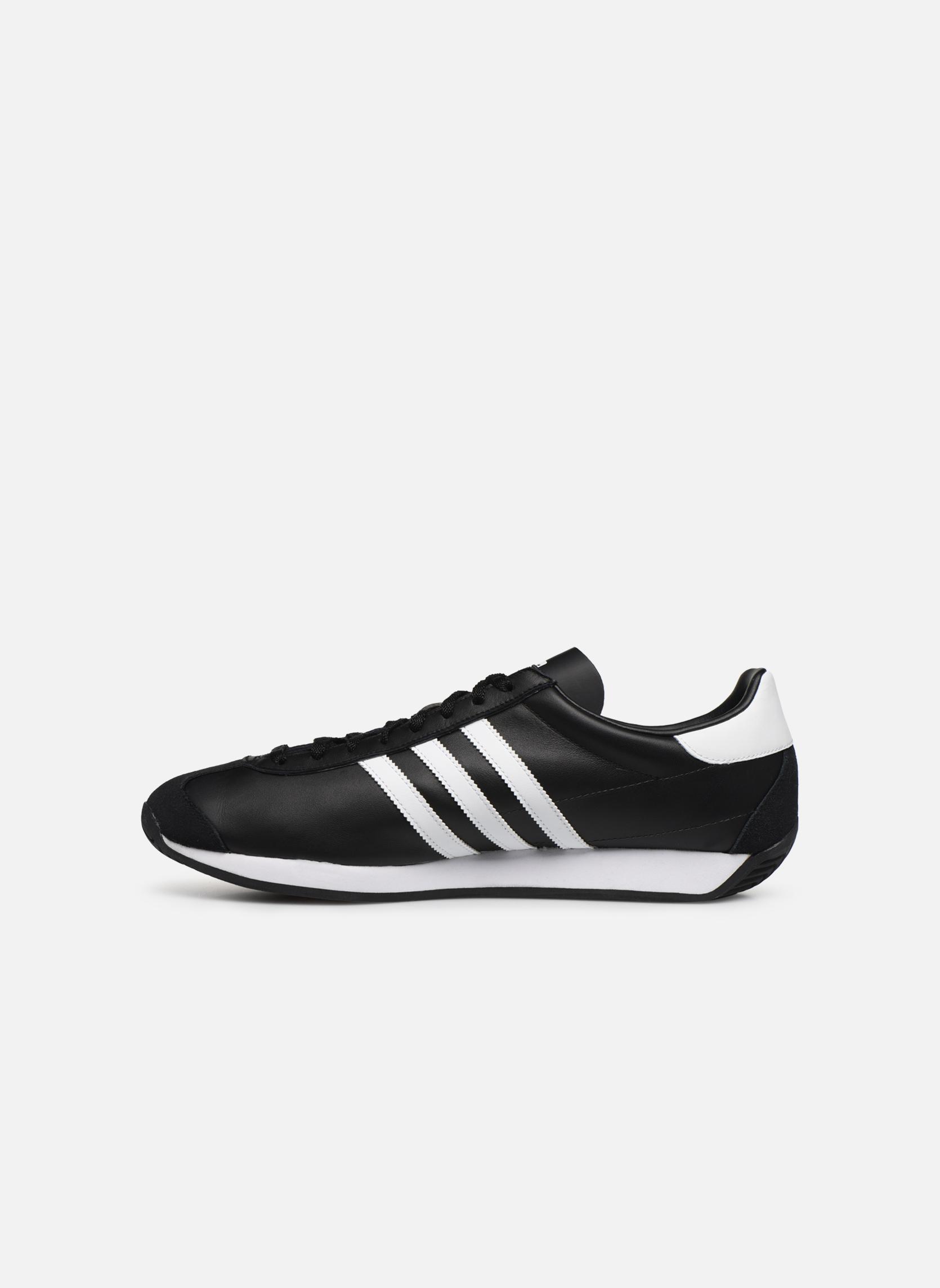 Sneakers Adidas Originals Country Og Zwart voorkant