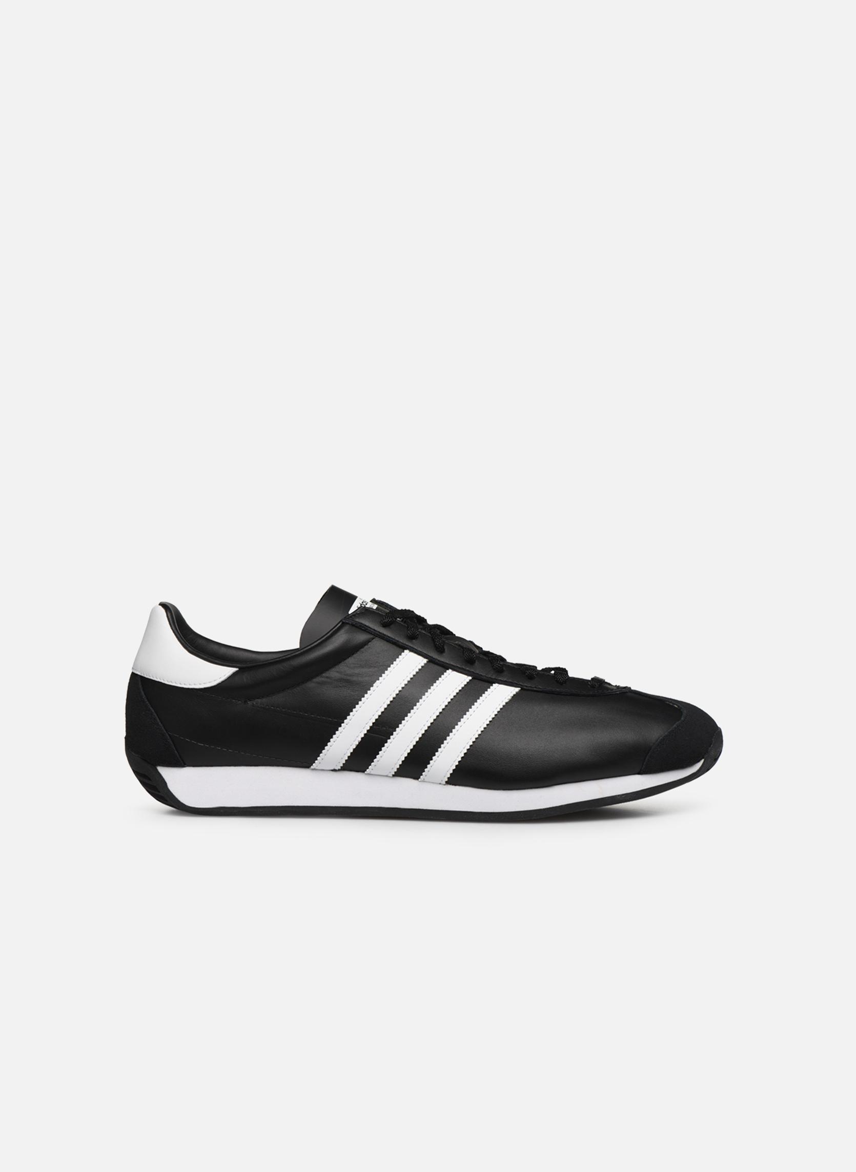 Sneakers Adidas Originals Country Og Zwart achterkant