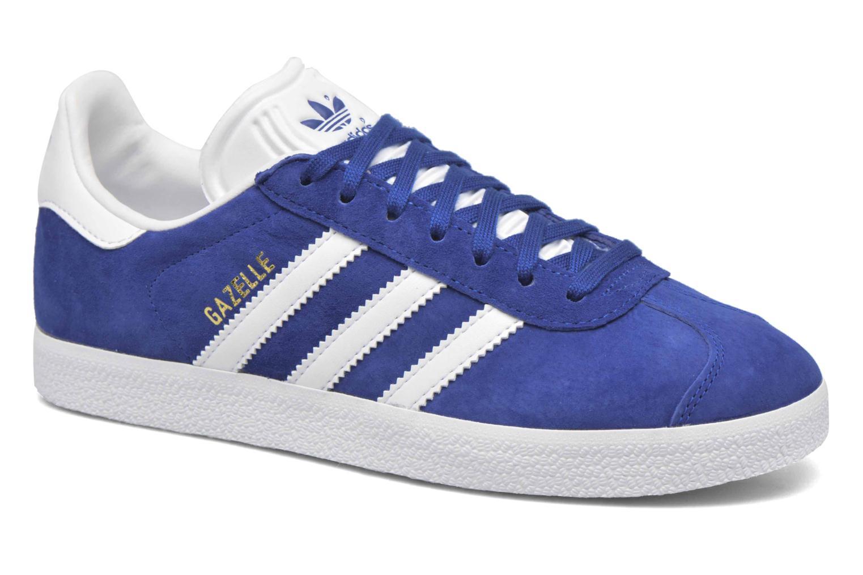 Marques Chaussure homme Adidas Originals homme Gazelle GrdedgBlancOrmeta