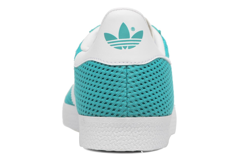Sneakers Adidas Originals Gazelle W Azzurro immagine destra