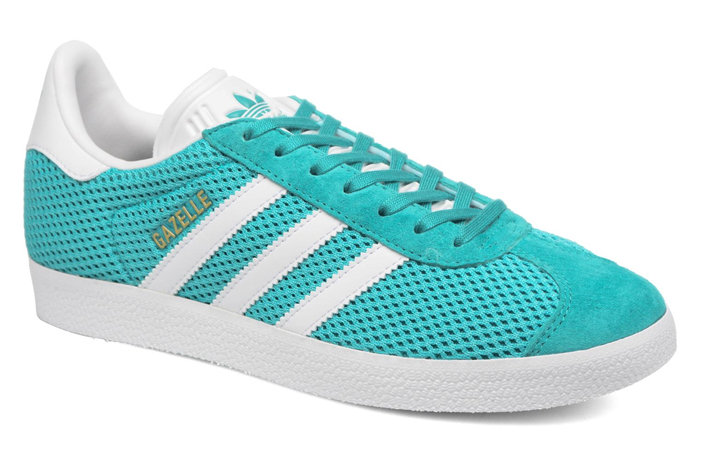 Sneakers Adidas Originals Gazelle W Azzurro vedi dettaglio/paio