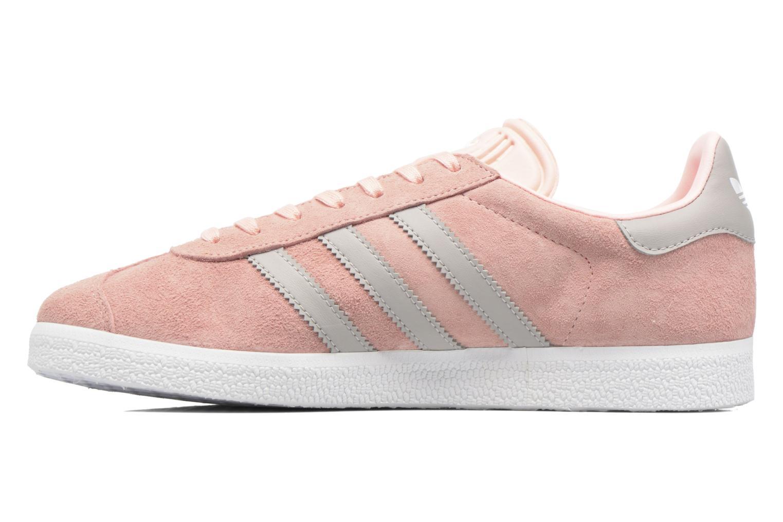 Sneaker Adidas Originals Gazelle W rosa ansicht von vorne