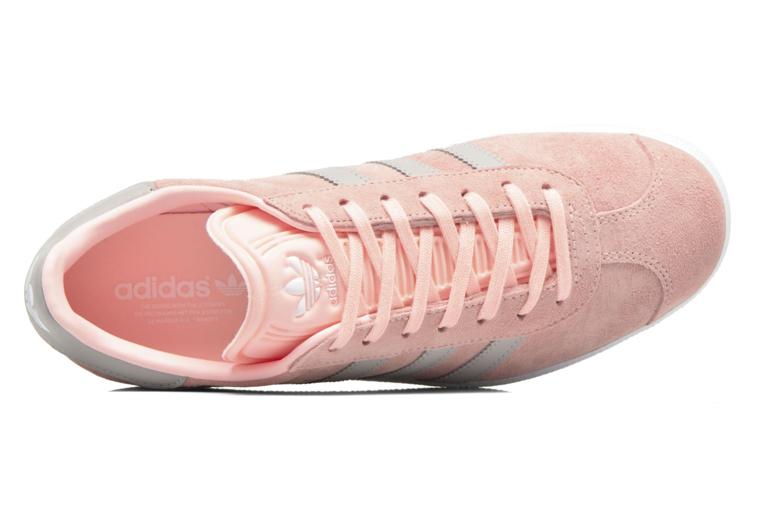 Sneakers Adidas Originals Gazelle W Rosa immagine sinistra