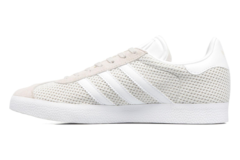 Sneakers Adidas Originals Gazelle W Grigio immagine frontale