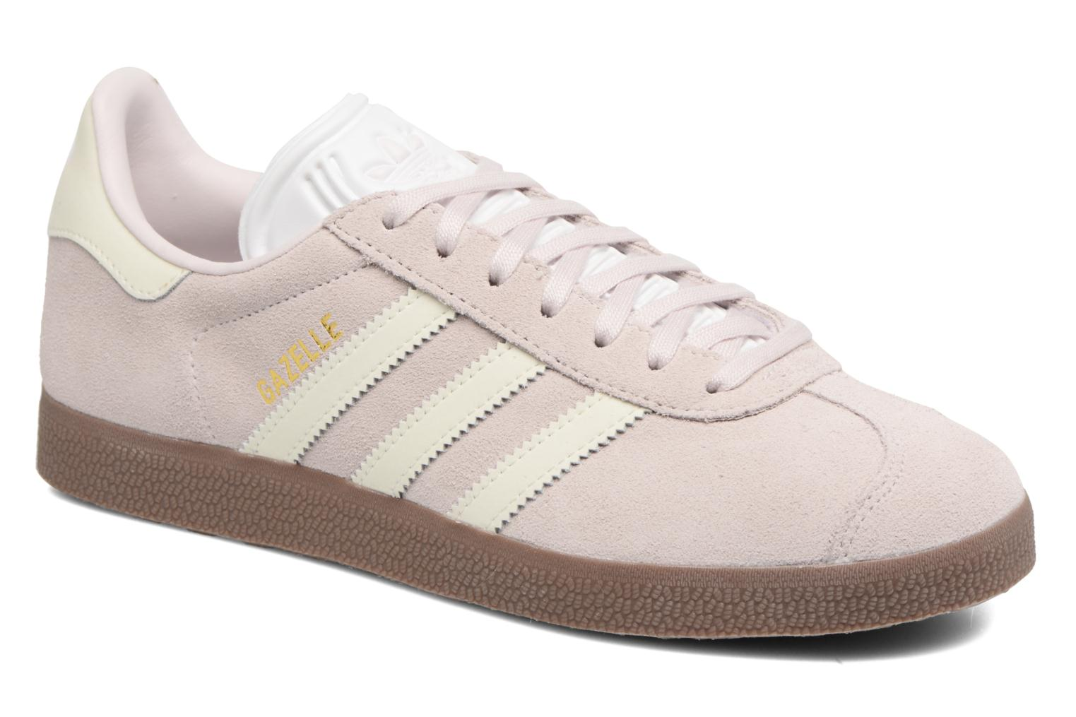 Adidas Originals Gazelle W (Rose) - Baskets chez Sarenza (322927)