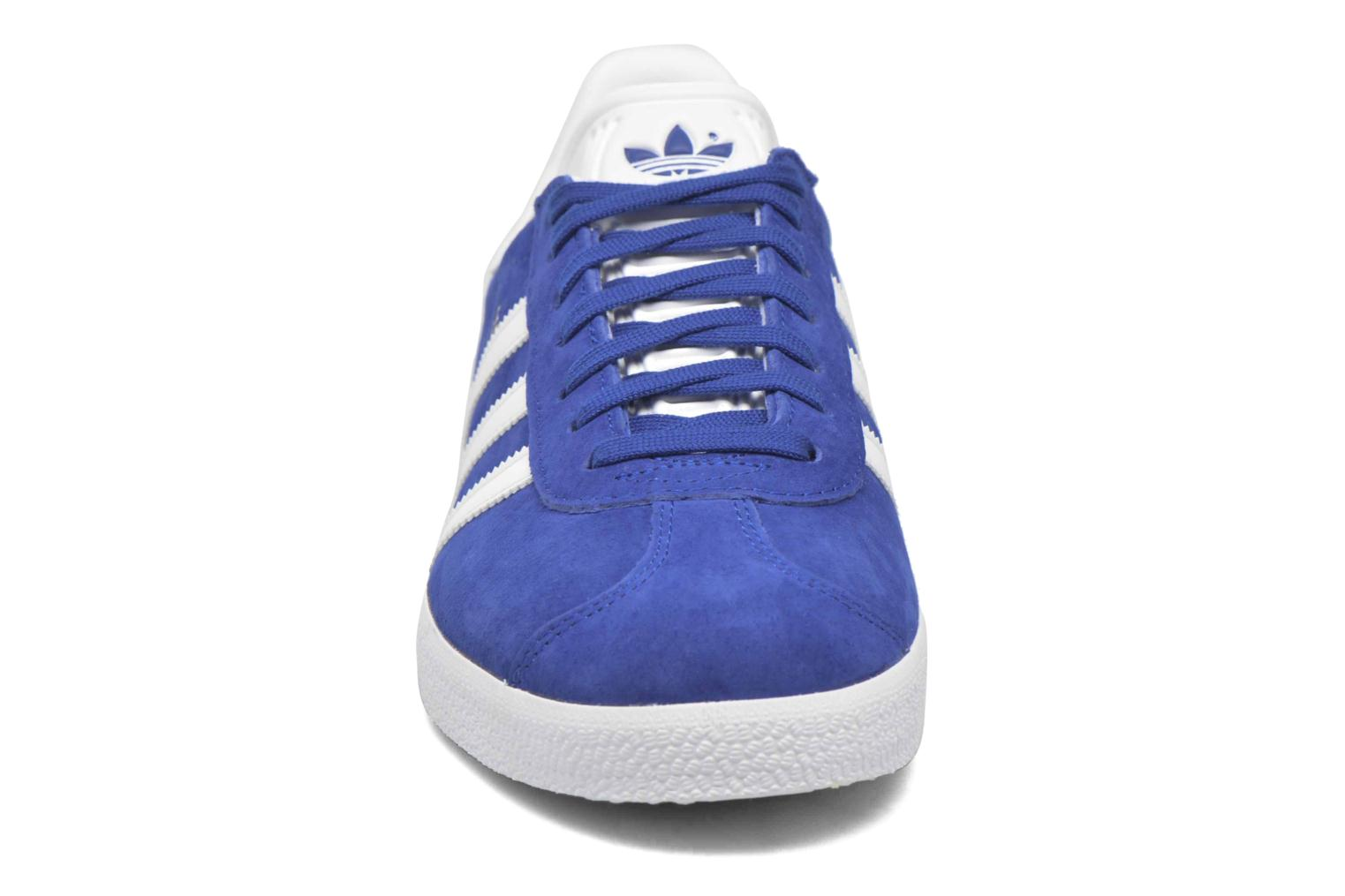 Sneakers Adidas Originals Gazelle Blauw model