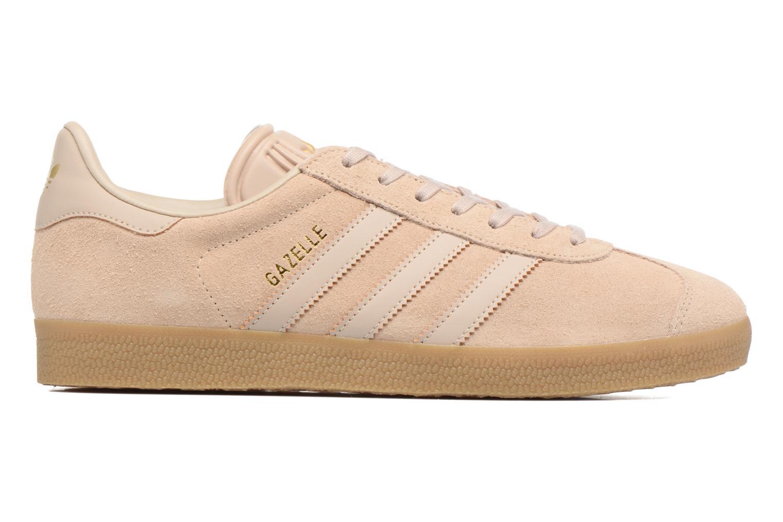 Sneakers Adidas Originals Gazelle Beige achterkant