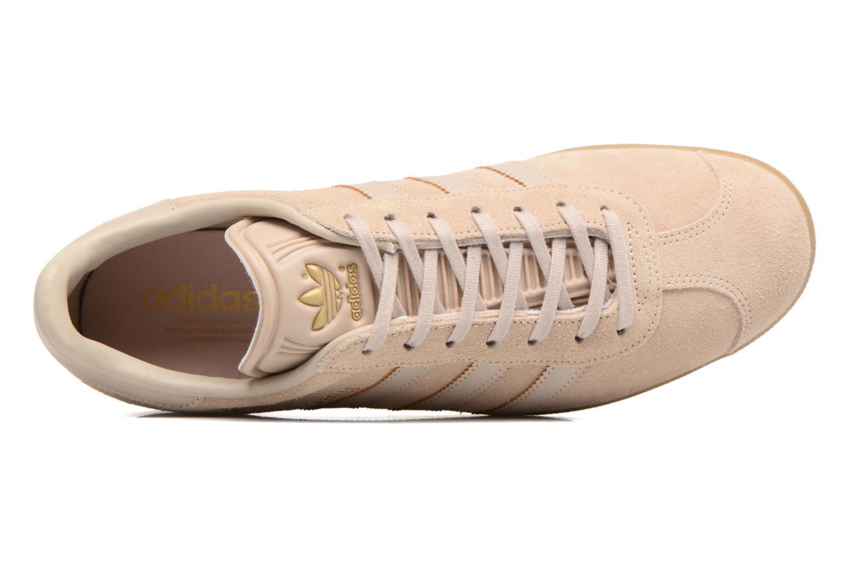 Sneakers Adidas Originals Gazelle Beige links