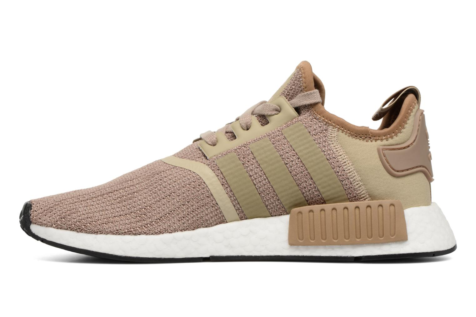 Baskets Adidas Originals Nmd_R1 Marron vue face