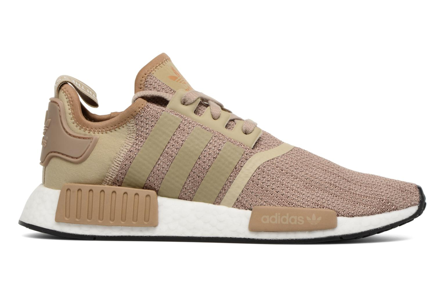 Baskets Adidas Originals Nmd_R1 Marron vue derrière