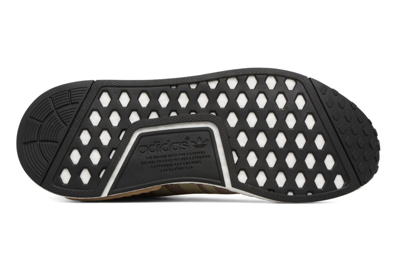 Sneaker Adidas Originals Nmd_R1 braun ansicht von oben
