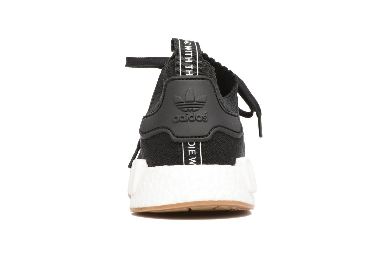 Baskets Adidas Originals Nmd_R1 Pk Noir vue droite
