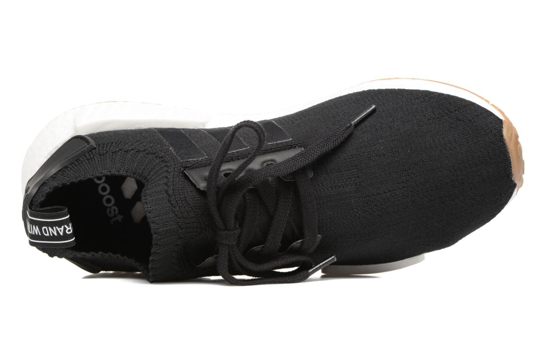 Baskets Adidas Originals Nmd_R1 Pk Noir vue gauche