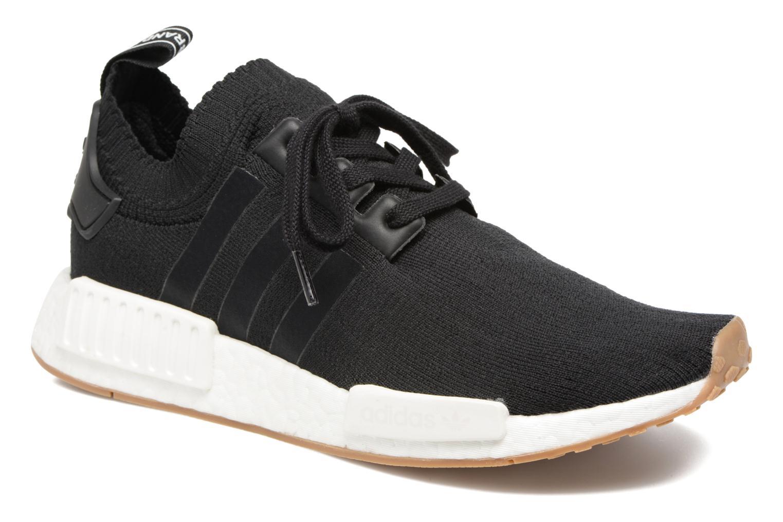 Sneakers Adidas Originals Nmd_R1 Pk Sort detaljeret billede af skoene