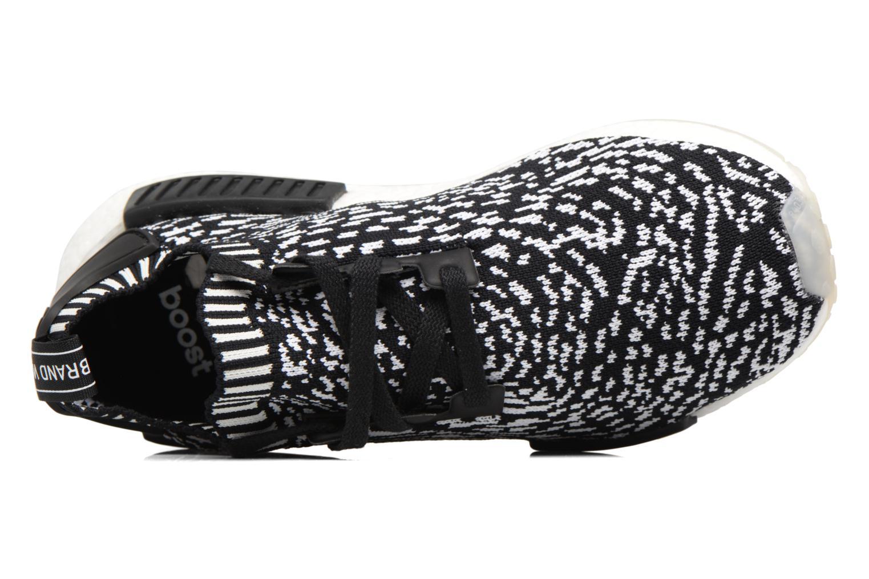 Sneaker Adidas Originals Nmd_R1 Pk schwarz ansicht von links