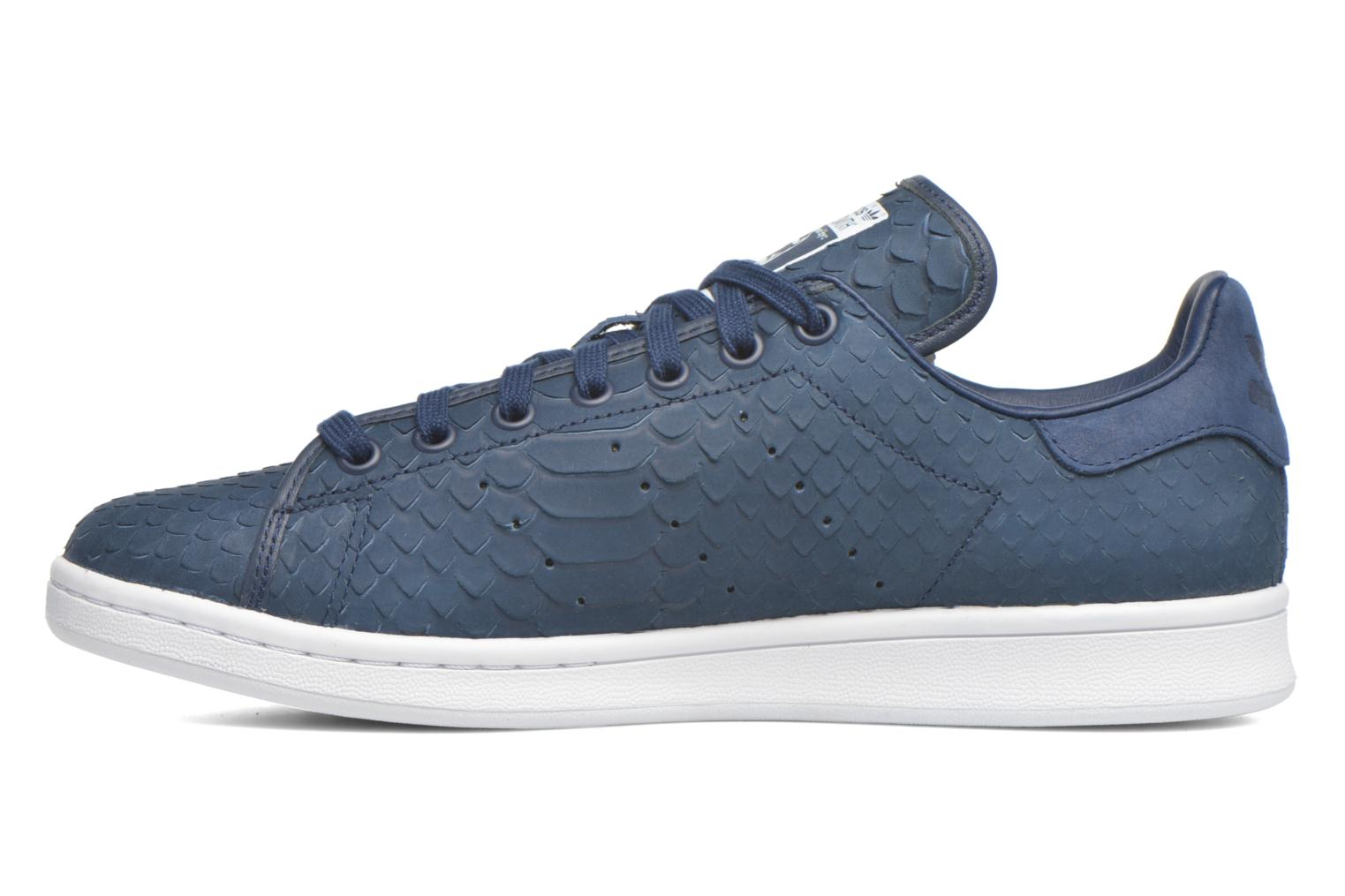 Baskets Adidas Originals Stan Smith Decon Bleu vue face