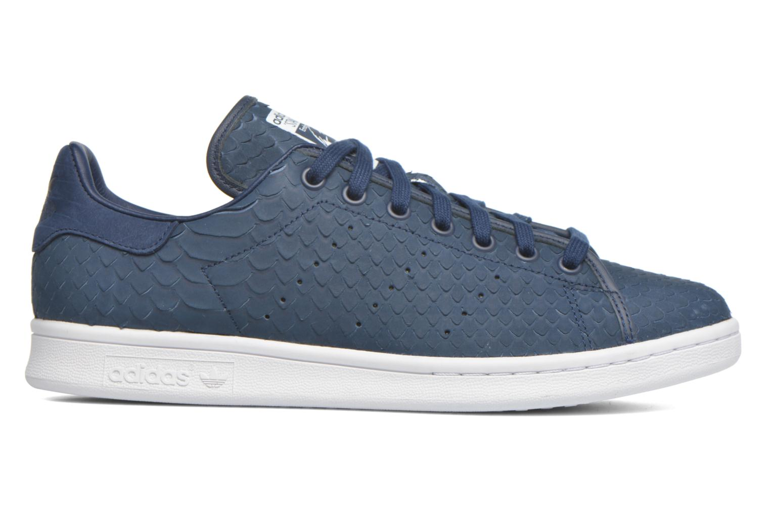 Baskets Adidas Originals Stan Smith Decon Bleu vue derrière