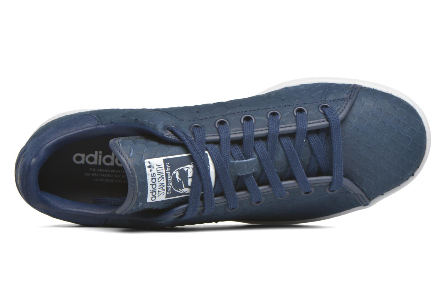 Baskets Adidas Originals Stan Smith Decon Bleu vue gauche