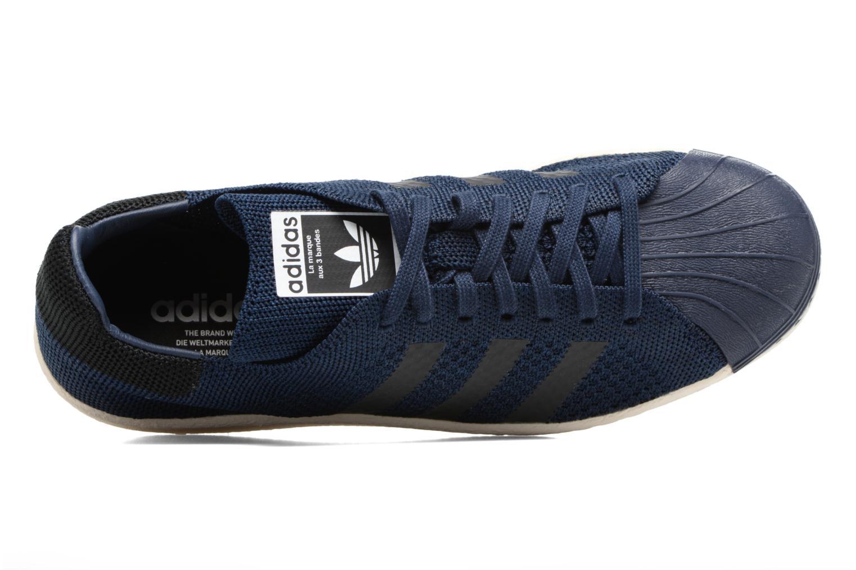 Baskets Adidas Originals Superstar 80S Pk Bleu vue gauche