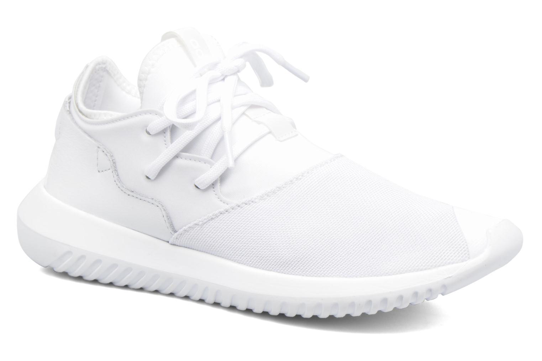 Adidas Originals Tubular Entrap W (Blanc) - Baskets chez Sarenza (288762)