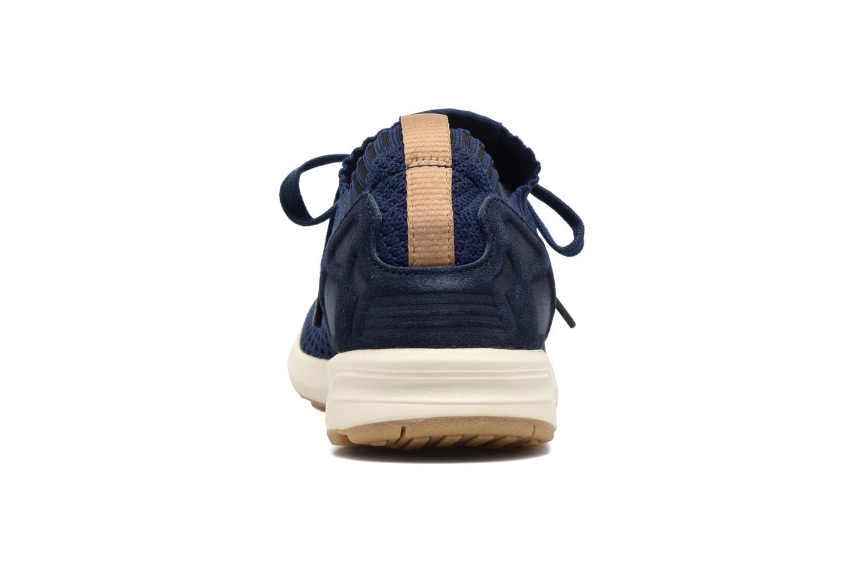 Sneakers Adidas Originals Zx Flux Pk Blå Se fra højre