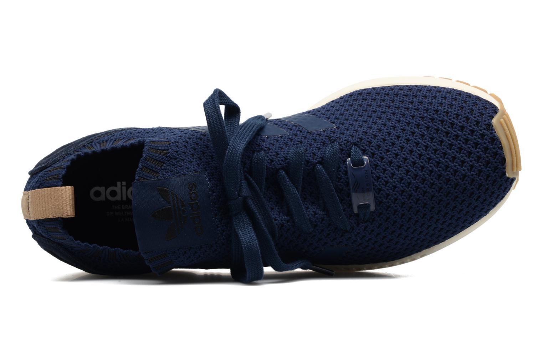 Baskets Adidas Originals Zx Flux Pk Bleu vue gauche
