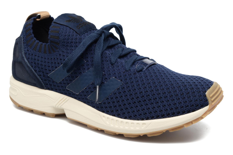 Sneakers Adidas Originals Zx Flux Pk Blå detaljeret billede af skoene
