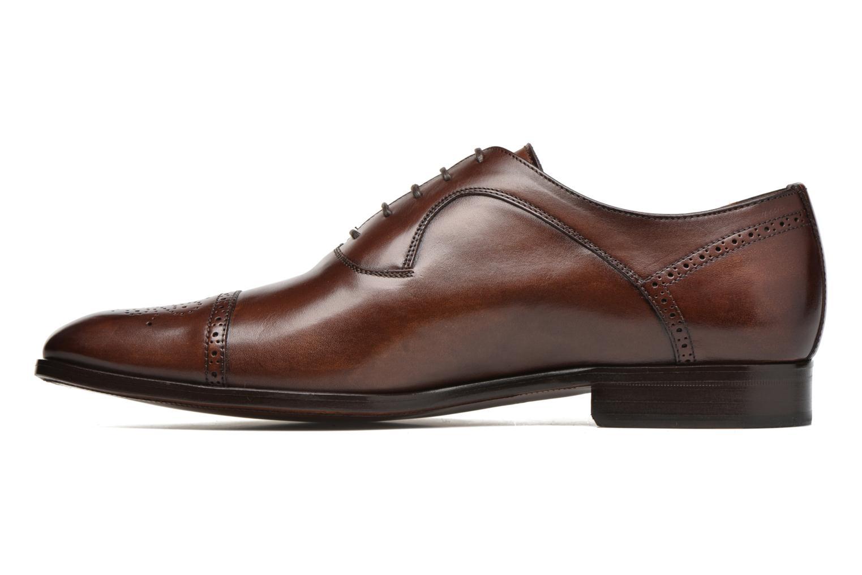 Chaussures à lacets Marvin&Co Luxe Pemou - Cousu Blake Marron vue face